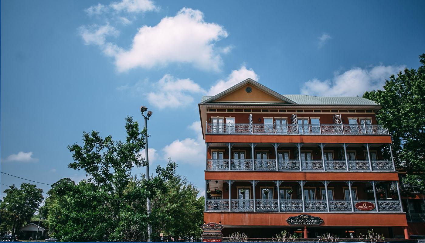 Jackson Square Condominiums Joyner Construction Partners